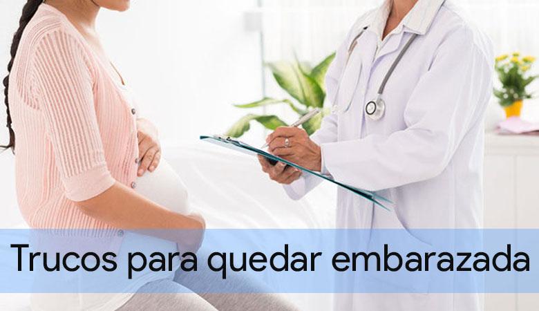mujer que se ha quedad embarazada
